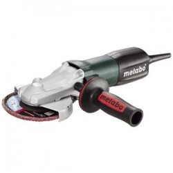 Metabo - 613060420 - Metabo 613060420 Flat-Head Angle Grinder; 8.5A, 910W, 4-1/2 ...