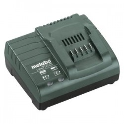 Metabo - 627046000 - Metabo 627046000 18-36-Voltage Durable Li-Power Air Cooled Ultra-M Charger
