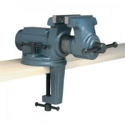 Wilton - 63198 - Wilton 63198 2.5' Jaw Super-Junior Vise 2-1/8' Opening 2' Depth - 63198