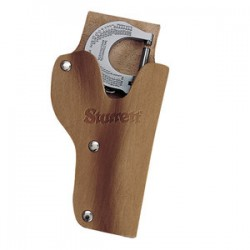 L.S. Starrett - 914 - Leather Holster, 1 Range