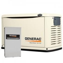 Generac - 6462 - Generac 6462 16kW, 120/240V, Standby Generator With Trans SW