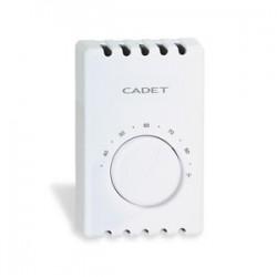 Cadet - T410B - Cadet T410B Bimetal DP Thermostat White 22A