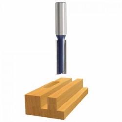 Bosch - 85276M - 3/8 In. x 1 In. Carbide Tipped 2-Flute Straight Bit