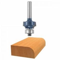 "Bosch - 85289M - 1/16""rad. C.t. Roundoverrouter Bit 2-flutes"