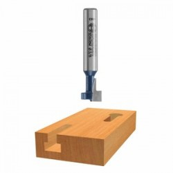 "Bosch - 85608M - 3/8"" Keyhole Router Bitsolid Carbi, Ea"