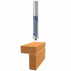 Bosch - 85646M - 1/2 In. x 1 In. Carbide Tipped Flush Trim V-Groove Bit