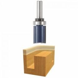"Bosch - 85671M - 1-1/8"" Top Bearing Straight Router Bit"