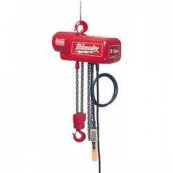 Milwaukee Electric Tool - 9567 - 1 Ton 15 Ft Elec Hoist