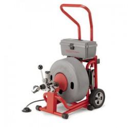 """RIDGID - 95737 - K-6200 Machine W-5/8"""" Pigtail & Std Accs"""