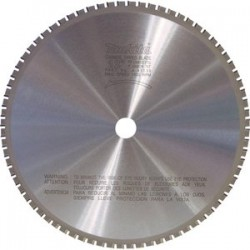 Makita - A-91039 - 12 in. (76T) Carbide-Tipped Metal Cutting Blade, Stainless Steel