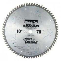 """Makita - A-93550 - 10"""" X 70t Quiet Cuttingmakblade"""
