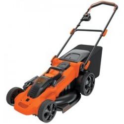 Black & Decker - CM2040 - 40Volt MAX 2.5 Ah Li-Ion Lawn Mower Cordless 20 in. 3-in-1