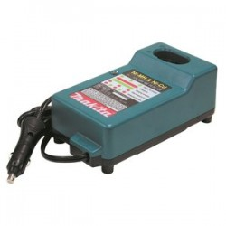 Makita - DC1822 - Makita DC1822 7.2V to 18V 3 Hour Vehicle Plug In Battery Charger