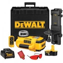 Dewalt - DW079KI - DeWALT DW079KI Heavy-Duty 18V Self-Leveling Interior Laser