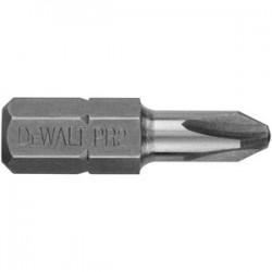 Dewalt - DW2004BL - DeWALT DW2004BL #2 Drywall Phillips Bit Tip (Bulk 100)