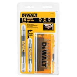 Dewalt - DW2097CS - DeWALT DW2097CS 14 Pc. Drive Guide Set