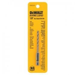 Dewalt - DW2554 - DeWALT DW2554 1/8'' Hex Shank Drill Bit