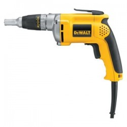Dewalt - DW272W - DeWALT DW272W Heavy-Duty Variable Speed Reversing Drywall Screwdriver w/ 50 ft. Two Prong Cord