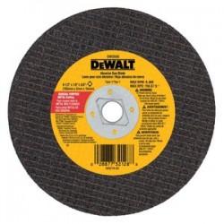 "Dewalt - DW3508 - 6-1/2""x1/8"" Metal Abrasive Saw Blade"