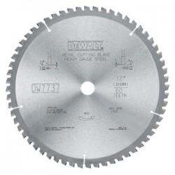 "Dewalt - DW7737 - 60 T Heavy Gauge Steel12"" Dry Cut Saw Blade"