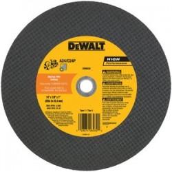 """Dewalt - DW8030 - 14""""x1/8""""x1"""" Ductile Pipeportable Cutoff Wheel"""