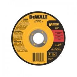 Dewalt - DWA8426F - 6 Type 27 Ceramic Abrasive Cut-Off Wheel, 7/8 Arbor, 0.040-Thick, 10, 100 Max. RPM