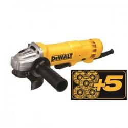 Dewalt - DWE402W5 - DeWALT DWE402W5 120-Volt 4-1/2-Inch 1.8-HP Paddle Switch Small Angle Grinder