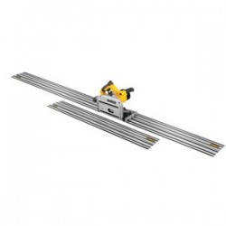 Dewalt - DWS520CK - DeWALT DWS520CK 6-1/2'' Track Saw Kit with 59'' & 102'' Track