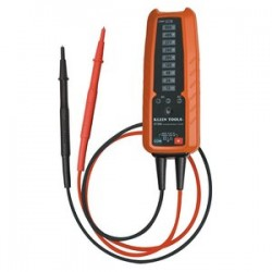 Klein Tools - ET200 - Klein ET200 Low Impedance Solid State Electronic Voltage/Continuity Tester