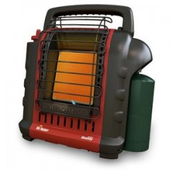 Enerco - F232000 - Mr. Heater F232000 4, 000-9, 000 BTU/Hr Buddy Indoor Safe Radiant Heater