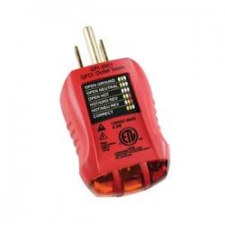 Gardner Bender - GFI-3501 - GFCI Outlet Tester 120 VAC 1/Clam