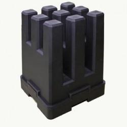 Bessey Tools - KP - Bessey KP REVO Plastic K Body Rail and Stile Jig - 4pk