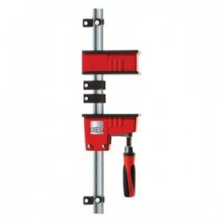 Bessey Tools - KRV-60 - Bessey KRV-60 60-Inch Steel Variable REVO K Body Jaw Parallel Cabinet Clamp