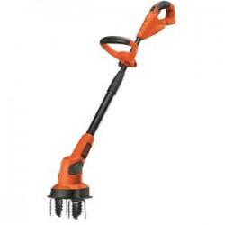 Black & Decker - LGC120B - Black and Decker LGC120B 20-Volt Cordless Garden Cultivator/Tiller - Bare Tool
