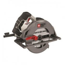 Porter Cable - PCE310 - 7-1/4 Circular Saw, 5500 No Load RPM, 15 Amps, Blade Side: Right