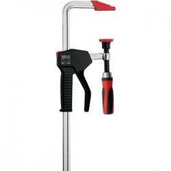 Bessey Tools - PG24 - Bessey PG24 24 x 4-Inch Throat Steel Industrial 1-Handed Bar Clamp