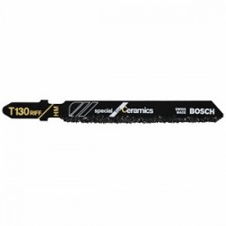 """Bosch - T130RF3 - 3"""" 30 Grit Tc Bosch Jigsaw Blade"""