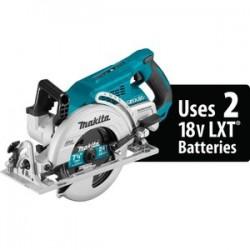 Makita - XSR01Z - 7-1/4 18V X2 LXT Cordless Circular Saw, 36.0 Voltage, 5100 No Load RPM, Bare Tool