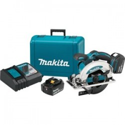 Makita - XSS01T - 6-1/2 LXT Cordless Circular Saw, 18.0 Voltage, 3700 No Load RPM, Battery Included