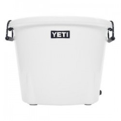 Yeti - YTK85W - Yeti YTK85W 25-1/2-Inch x 25-1/2-Inch Double Haul Handle Bucket Cooler, White