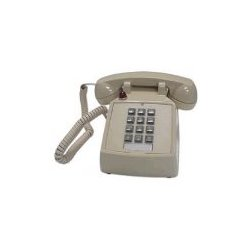 Cortelco - 006545-OM2-PAK - G Style Handset w/o Volume Control
