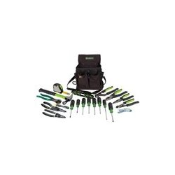 Greenlee / Textron - 0159-23 - Journeyman's Kit 21 Pc-metric