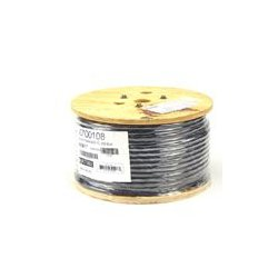 Genesis Cable (Honeywell) - 10700108 - HVAC/Control - 114/4 STR THHN 600V Tray Cable, 1 x 250' Reel, Black