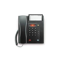 TeleMatrix - 191001 - SP100, Single Line Basic Speakerphone, Black