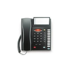 TeleMatrix - 194001 - SP400, Single Line Speakerphone Black