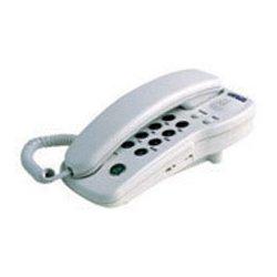 Cortelco - 200575-VOE-21F - Voyage Telephone, Pearl Gray