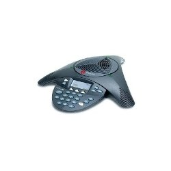 Polycom - 2200-07850-160 - Polycom SoundStation2W DECT 6.0 1.90 GHz Conference Phone - Cordless - 150 ft Range - 1 x Phone Line - Speakerphone