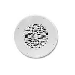 Viking - 35AE - 8 Ohm Ceiling Speaker with Volume Control, White