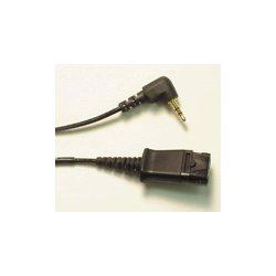 Plantronics - 43038-01 - Plantronics Telephone Cable - Sub-mini phone Male - Male Proprietary - 18""