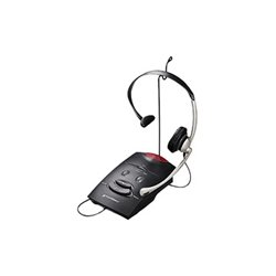 Plantronics - 65388-02 - Plantronics S11 Replacement Headset - Wired Connectivity - Mono - Over-the-head